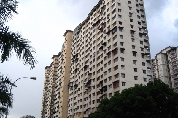 Taman Midah Apartment's cover picture