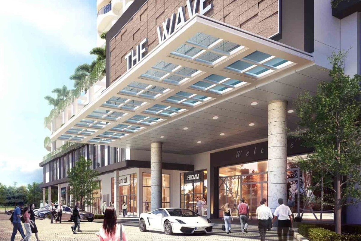The Wave Residence Photo Gallery 1