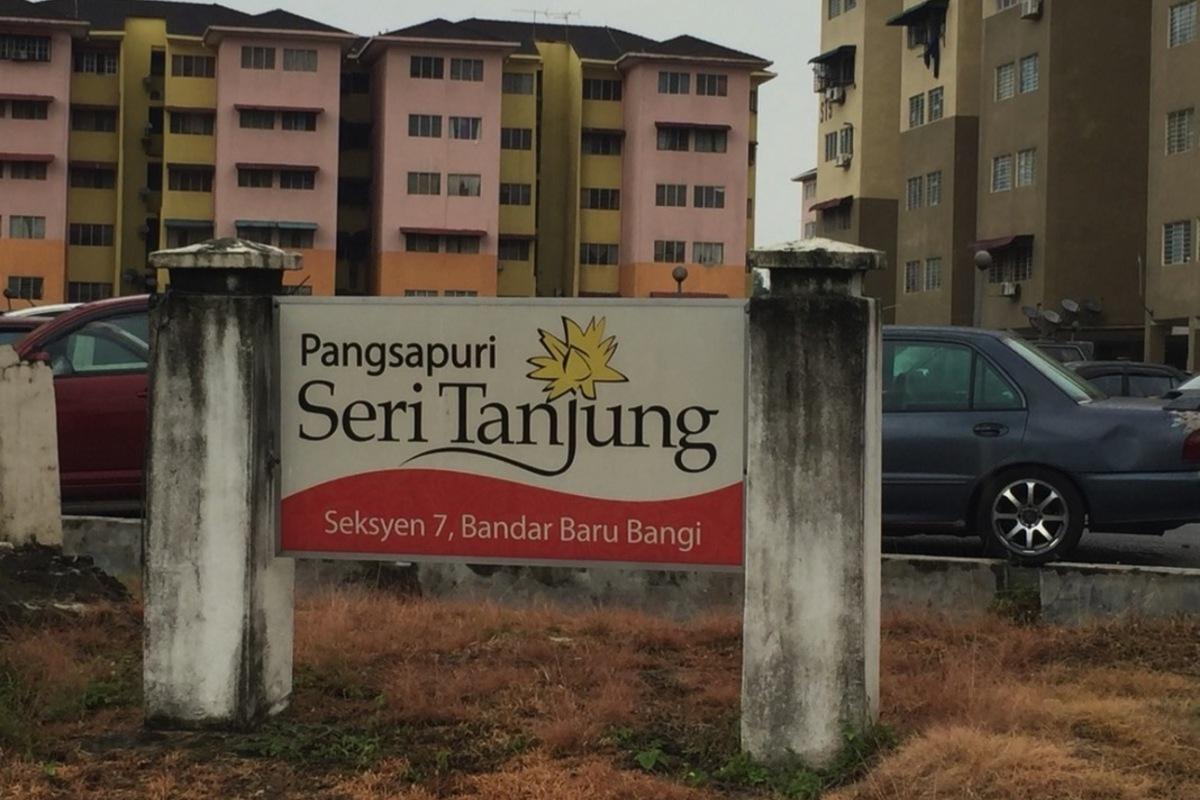 Seri Tanjung Apartment Photo Gallery 0