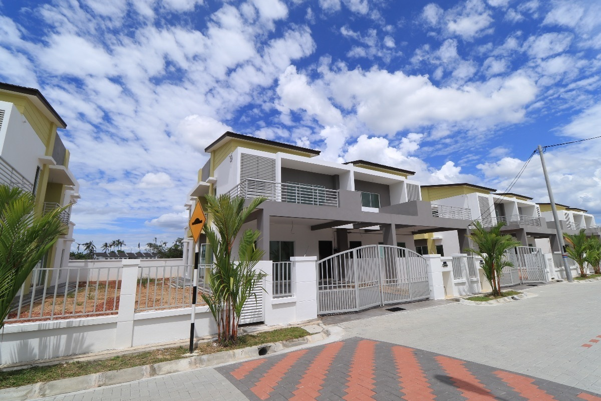 Review for taman cassa maya sungai dua propsocial for Terrace 9 classic penang