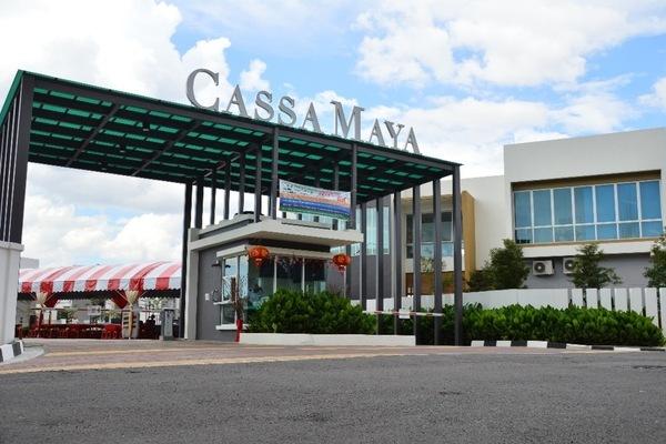 Taman Cassa Maya's cover picture