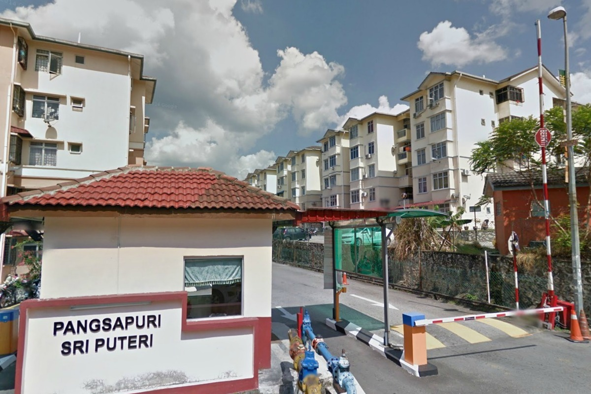 Sri Puteri Apartment Photo Gallery 7