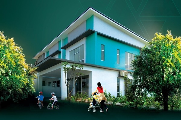 Taman Impian Sutera 3's cover picture