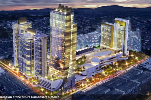 UPtown 8 in Damansara Utama