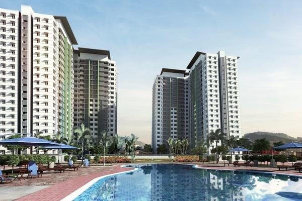 De Centrum Unipark Condominium's cover picture