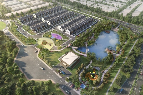 New development in Puncak Bestari 2, Puncak Alam