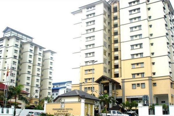 Kristal Condominium's cover picture
