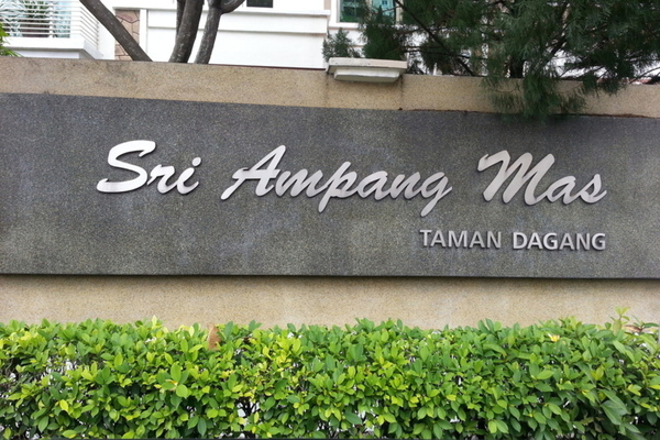 Sri Ampang Mas's cover picture