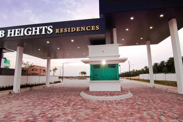 BJB Heights Residences's cover picture