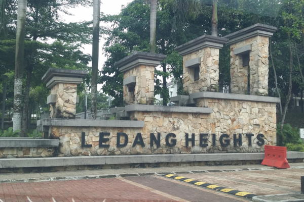 Ledang Heights's cover picture