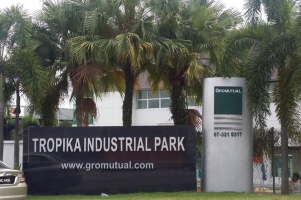Tropika Industrial Park's cover picture