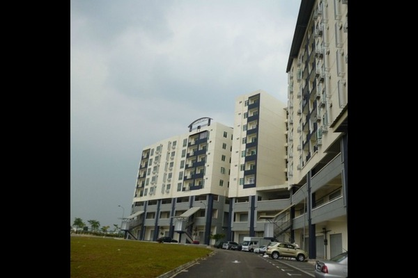 Tebrau City Residences's cover picture