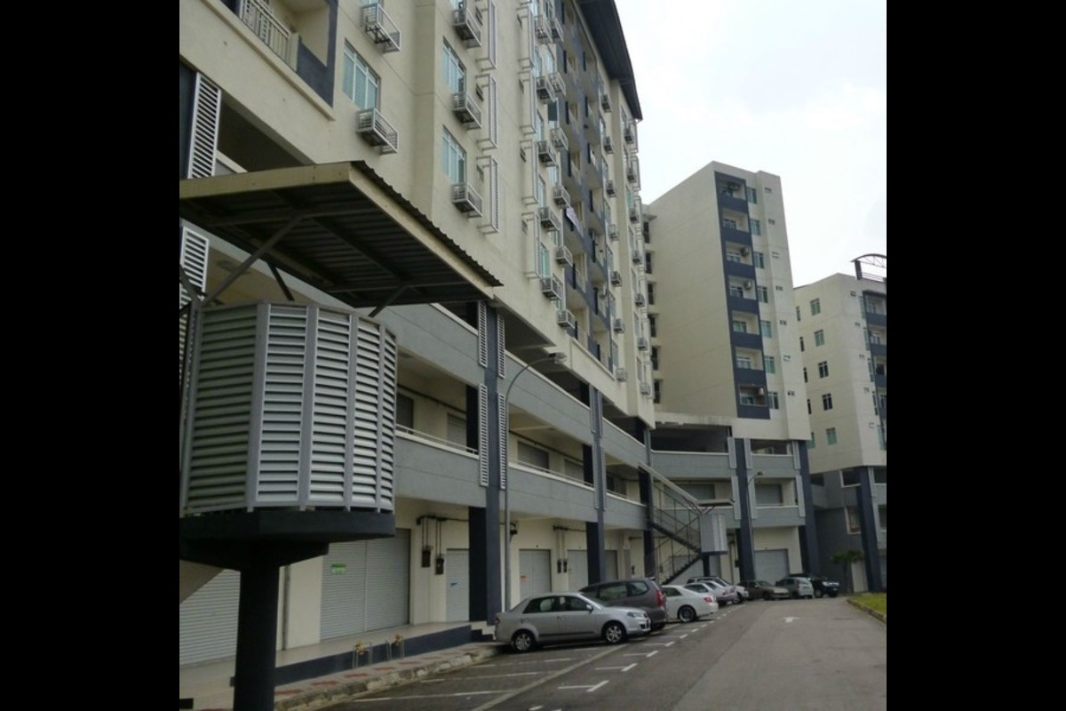 Tebrau City Residences Photo Gallery 1