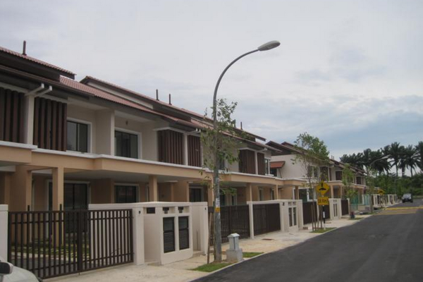 Laman Bakawali in Kota Seriemas