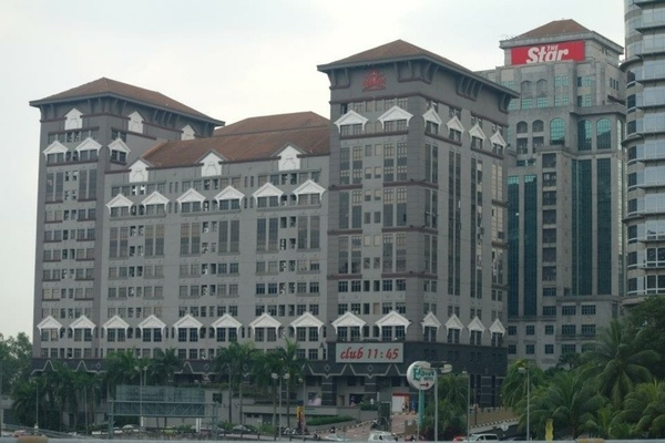 Phileo Damansara 2's cover picture