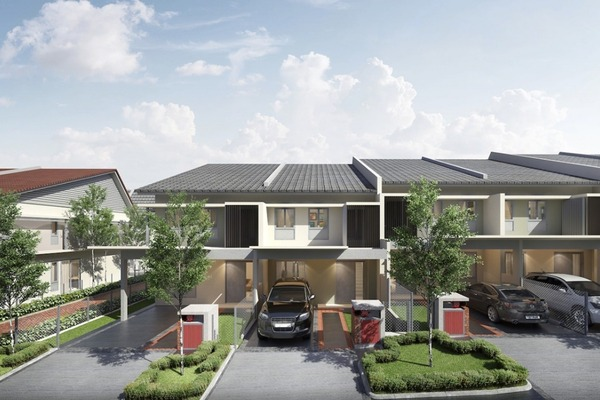 New development in Keranji @ Greenwoods Salak Perdana, Sepang