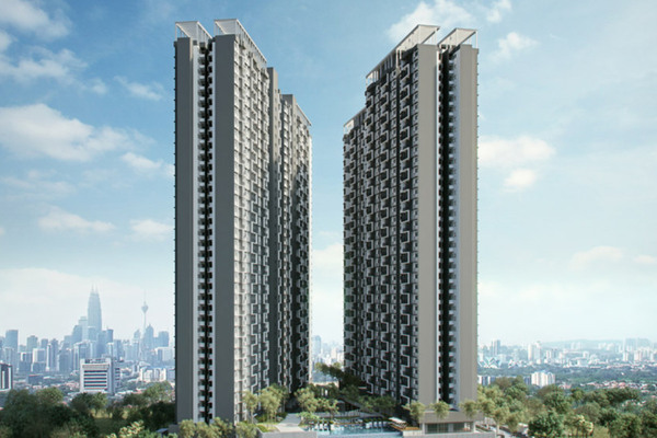Seasons Garden Residences's cover picture