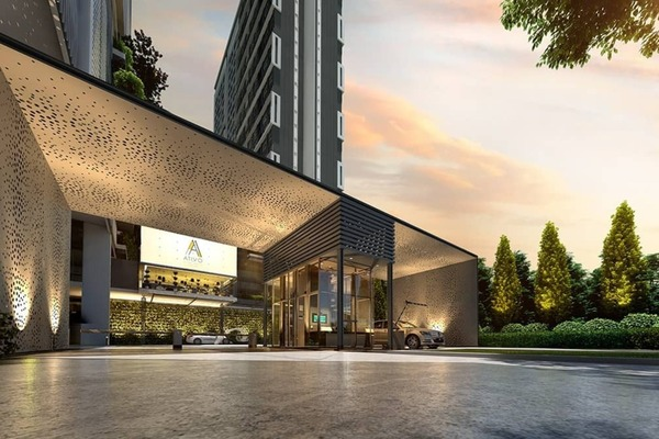 New development in Ativo Suites, Bandar Sri Damansara
