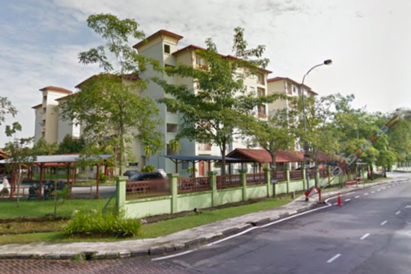 Seri Galaksi Apartment's cover picture