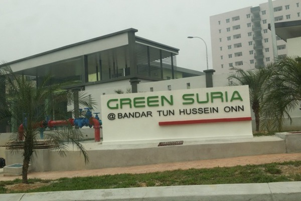 Green Suria Apartment's cover picture
