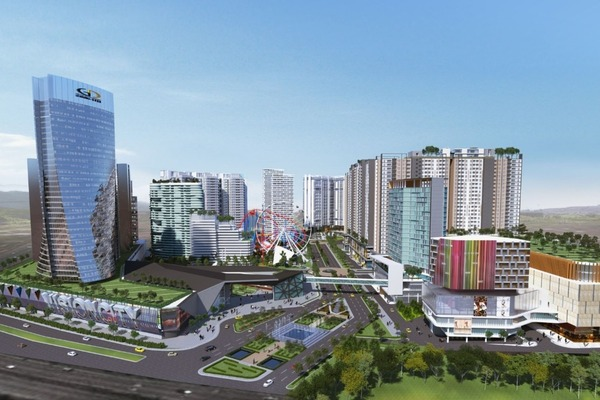 Nilai Vision City's cover picture