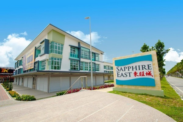Sapphire East Commercial Centre's cover picture