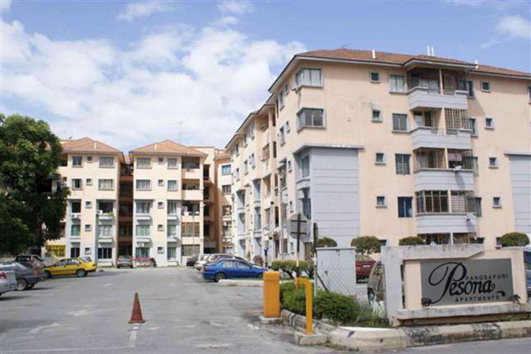 Pesona Apartment's cover picture