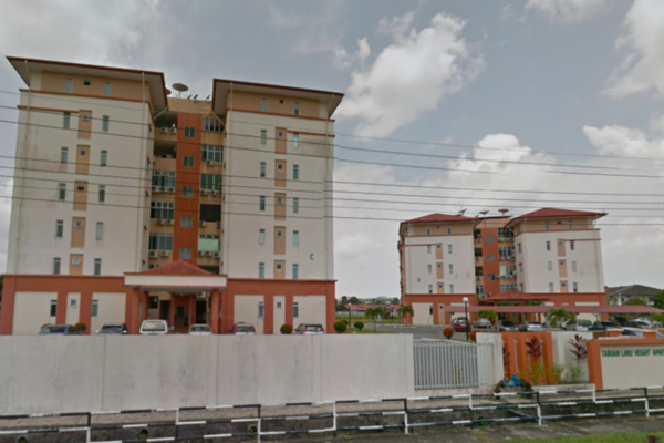 Tabuan Laru Heights Apartment's cover picture