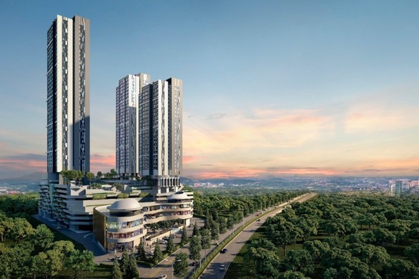 New development in TRIO by Setia, Klang