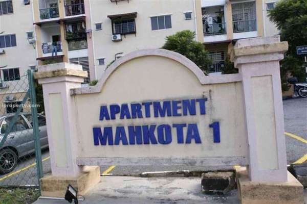 Mahkota 1 Apartment's cover picture