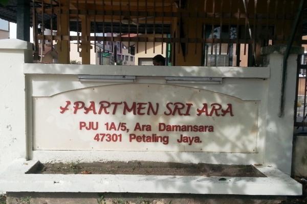 Sri Ara Apartment's cover picture