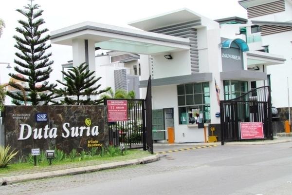 Duta Suria in Ampang