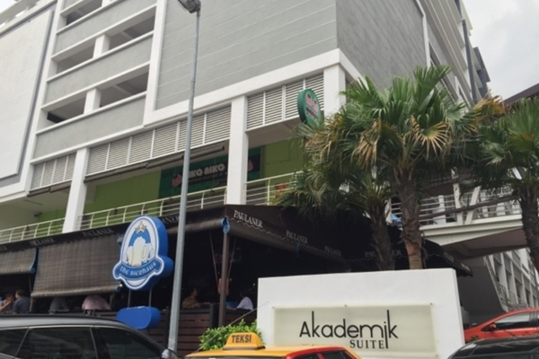 Akademik Suites @ Austin Heights in Tebrau