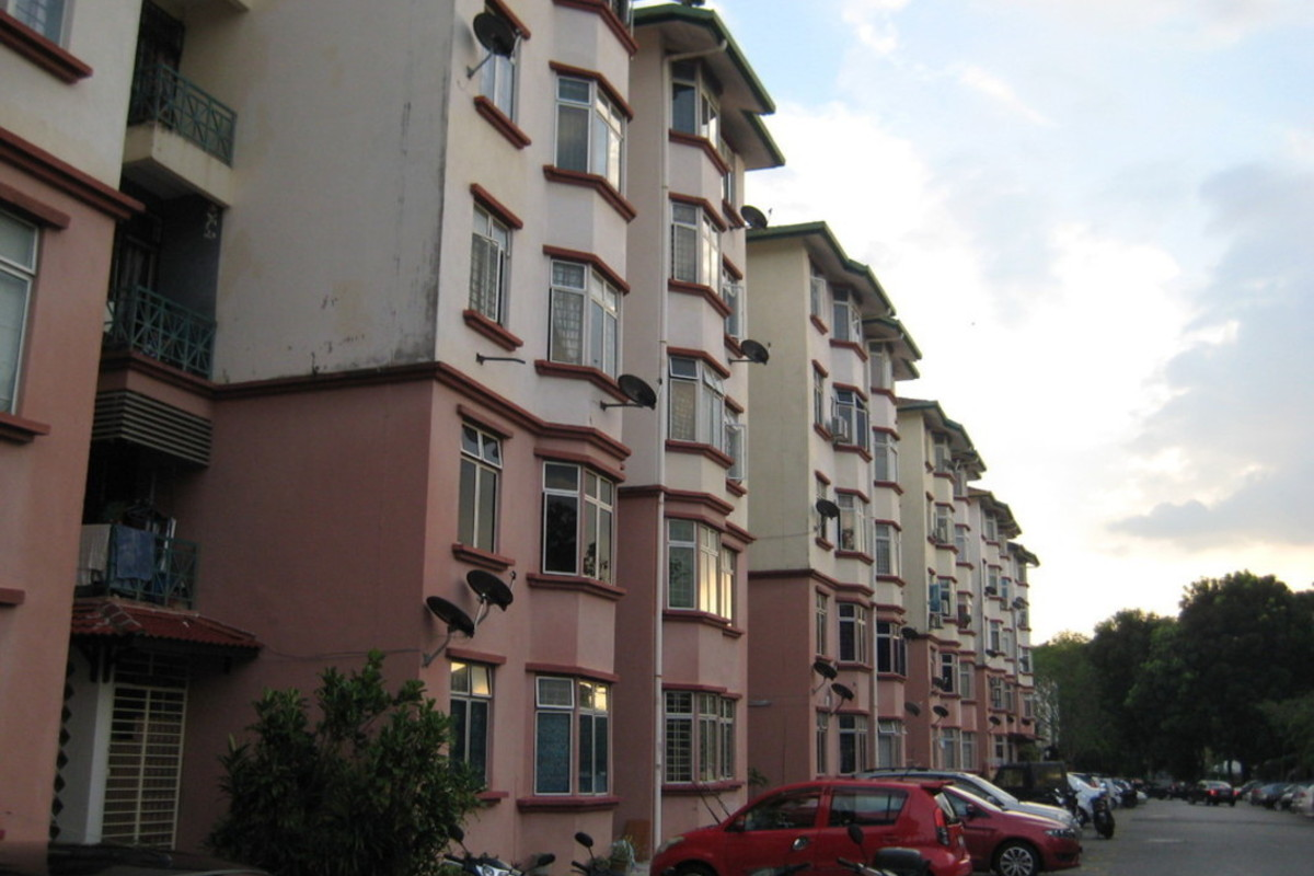 Sri Wira Apartment Photo Gallery 7