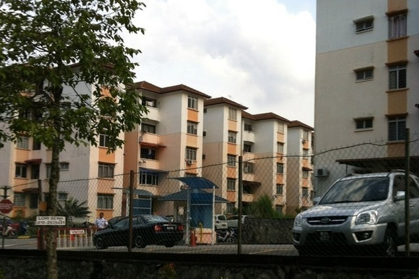 Sri Melor Apartment's cover picture