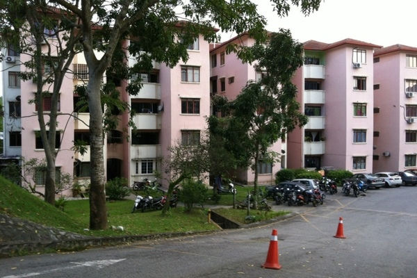 Sri Raya Apartment's cover picture