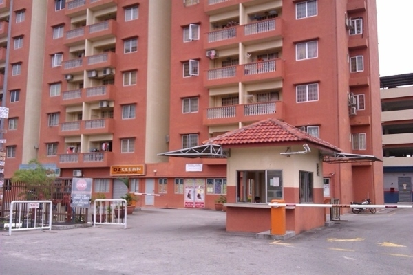Sri Cempaka Apartment's cover picture