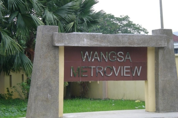 Wangsa Metroview's cover picture