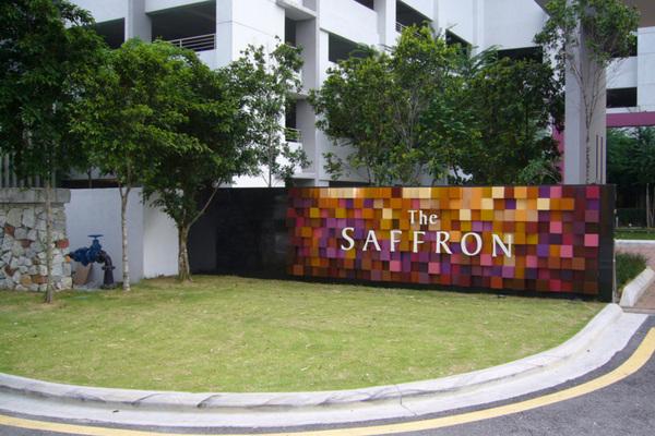 The Saffron in Sentul