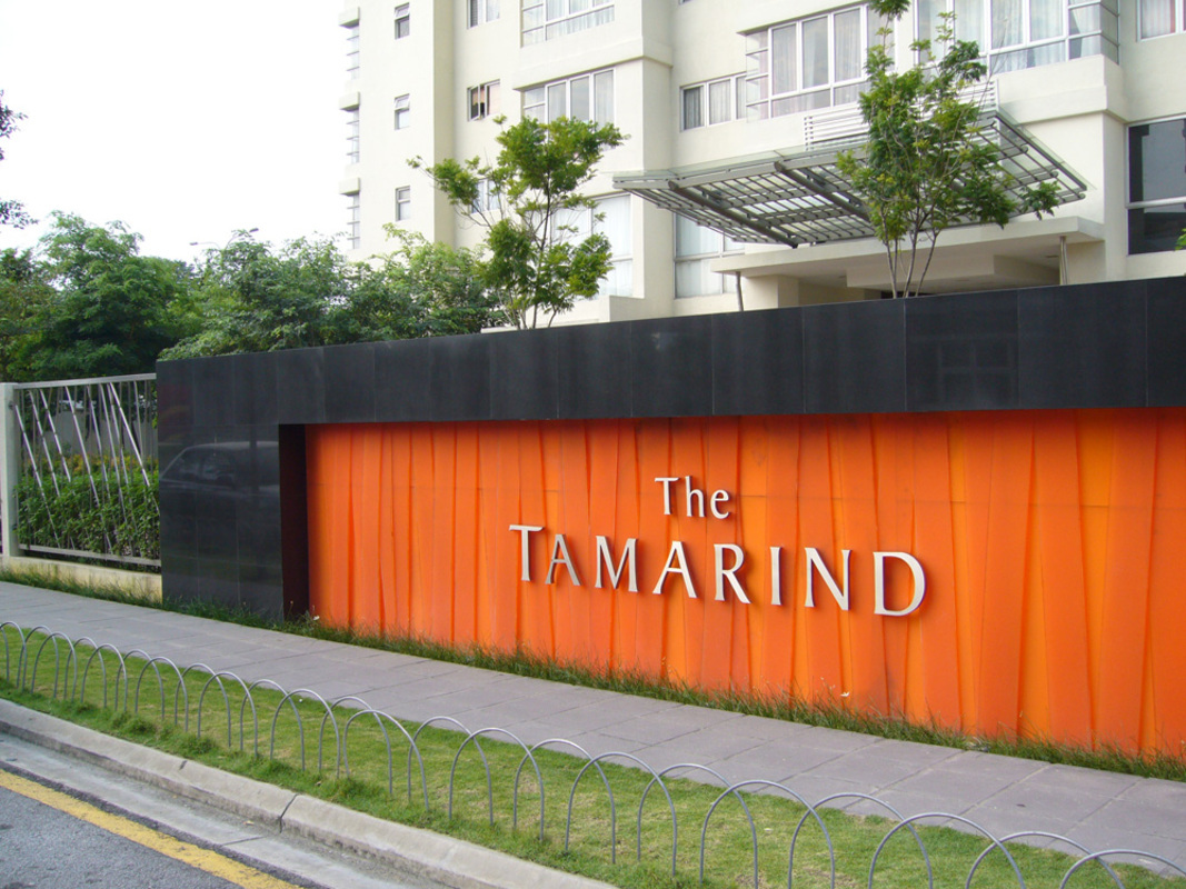 New development in The Tamarind, Sentul
