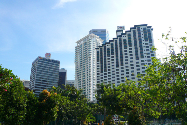 Binjai Residency in KLCC