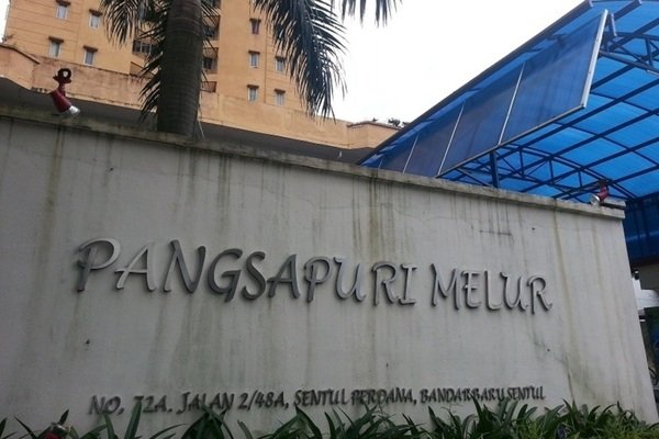 Melur Apartment's cover picture