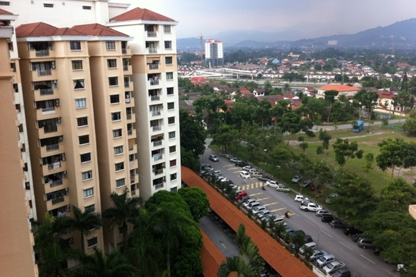 Pelangi Condominium's cover picture