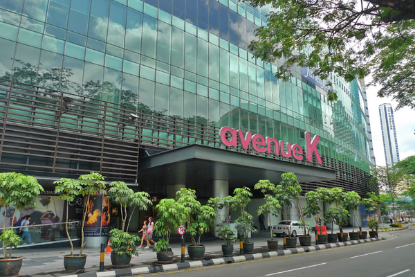 Avenue K's cover picture