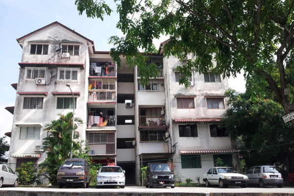 Bukit Gembira Apartment's cover picture