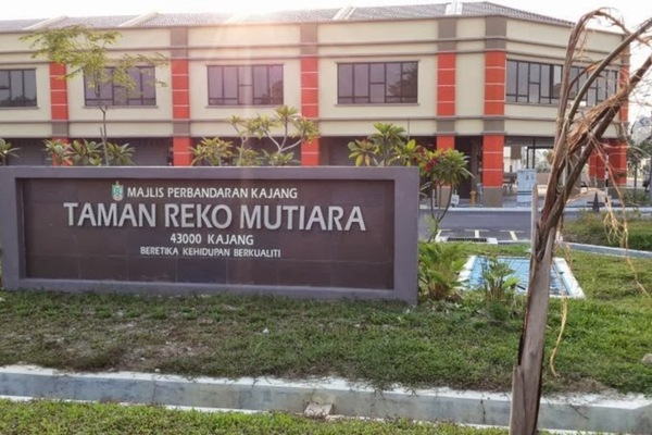 Taman Reko Mutiara's cover picture
