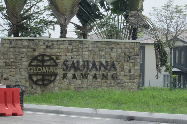 Saujana Rawang's cover picture