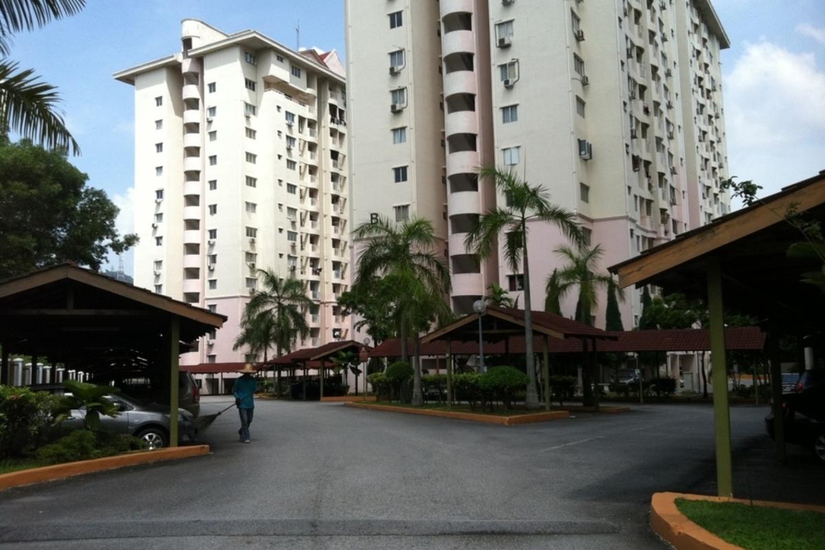 Medan Putra Condominium Photo Gallery 2