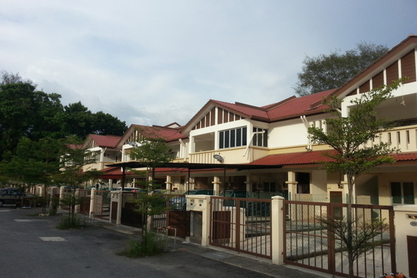 Bandar Country Homes in Rawang
