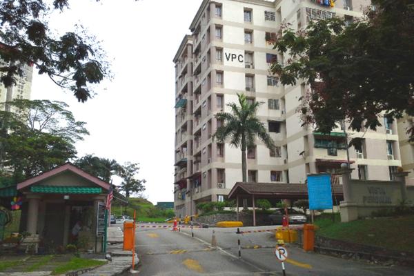Vista Perdana in Pandan Perdana